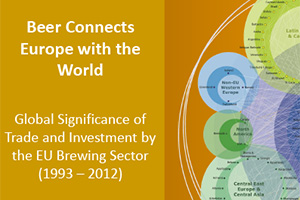 Beer Connects Europe with the World