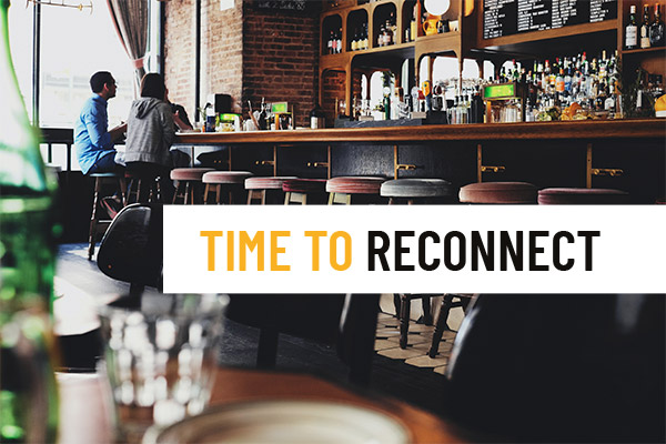 TIME TO #RECONNECT