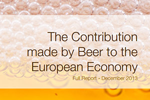 Beer and the EU economy