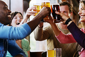 Beer and the hospitality sector