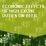 Report on Economic Effects of High Excise Duties on Beer